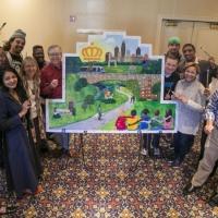 City Council Retreat Art Workshop